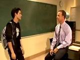 Menudo pollón tiene mi profesor!