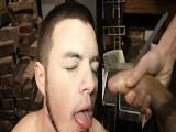 Corridas faciales y en la boca - Interracial