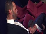 Follando con un gay durante una proyección erótica - Tios Buenos