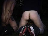 Tríos que se montaron unos franceses gays de acampada - Trios
