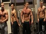 Así de duro entrenan estos chicos gays en el gimnasio - Europeos