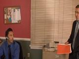 Mucho tonteo en el despacho entre el jefe y el becario.. - Maduros