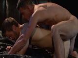 Una noche de sexo loco entre estos dos chicos gays