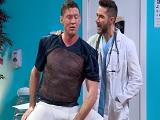 Voy al médico porque me duele la espalda, veremos a ver..