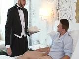 Hace con el mayordomo lo que quiere, como le gusta..