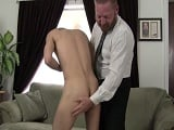 Joder con el mayordomo, tiene mucha confianza conmigo..
