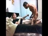Pareja gay grabando porno casero - Amateur